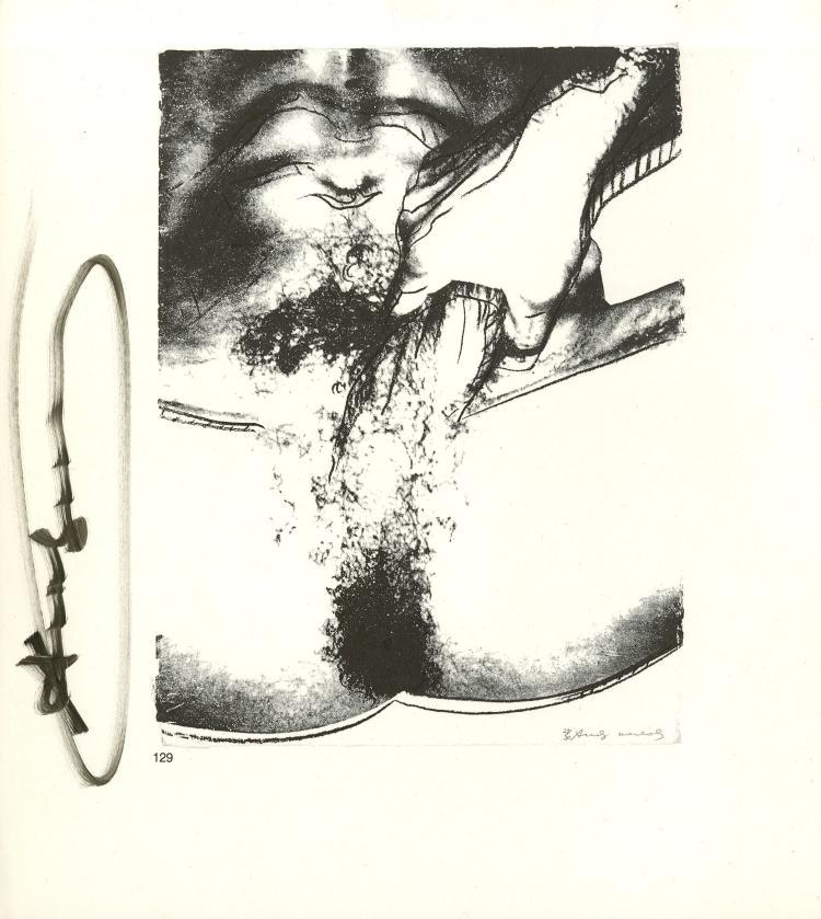 Andy Warhol Sex Parts 22