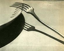 ANDRE KERTESZ - La Fourchette