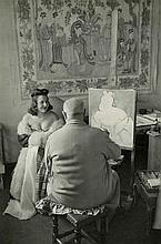 HENRI CARTIER-BRESSON - Henri Matisse, Vence, France