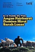 DAMIEN HIRST - In-A-Gadda-Da-Vida: Angus Fairhurst, Damien Hirst, Sarah Lucas