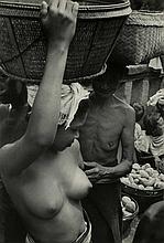HENRI CARTIER-BRESSON - Bali Nude, Indonesia