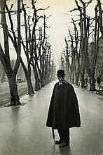 HENRI CARTIER-BRESSON - Allees du Prado, Marseilles