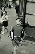 HENRI CARTIER-BRESSON - Rue Mouffetard, Paris