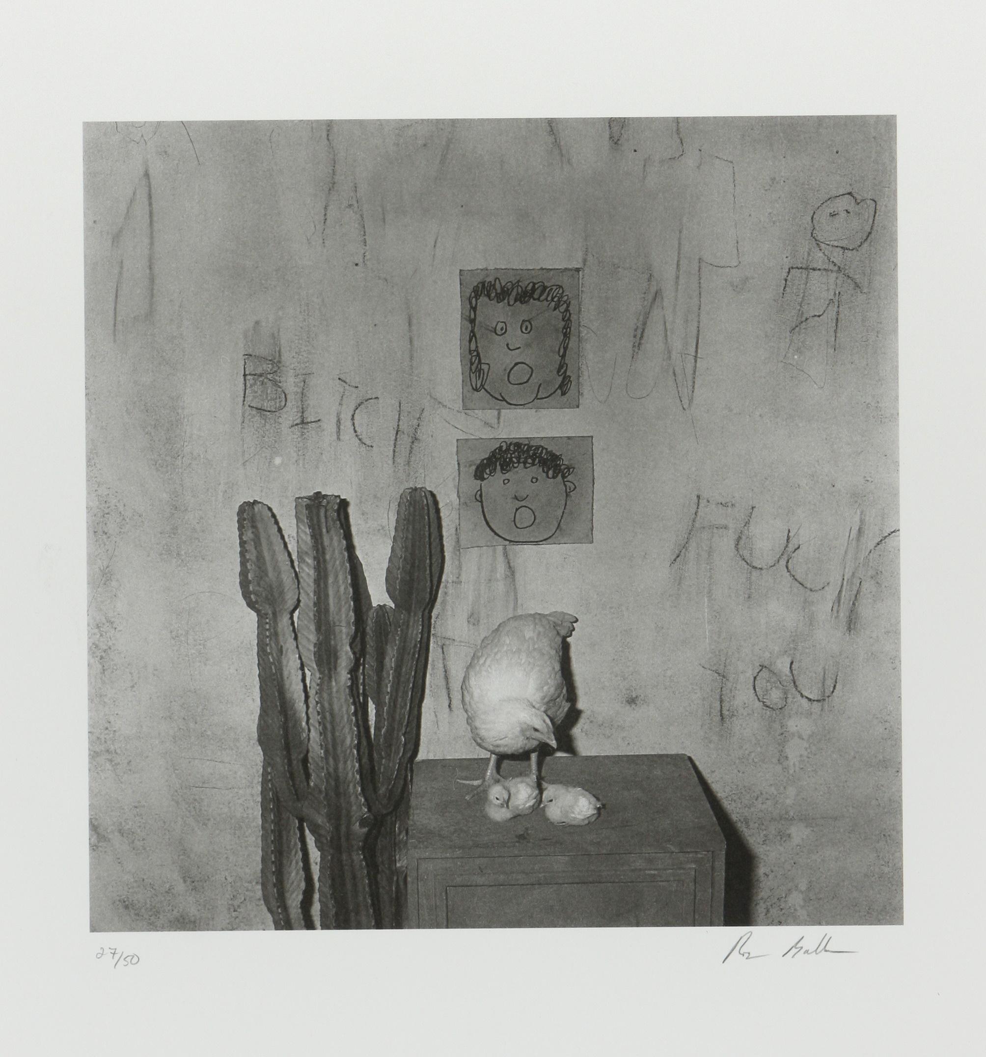 Roger Ballen (United States 1950-) Untitled
