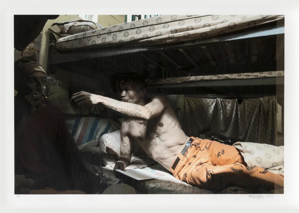 Mikhael Subotzky (South Africa 1981-) Marc, Pollsmoor Maximum Security Prison (from Die Vier Hoeke series), 2004
