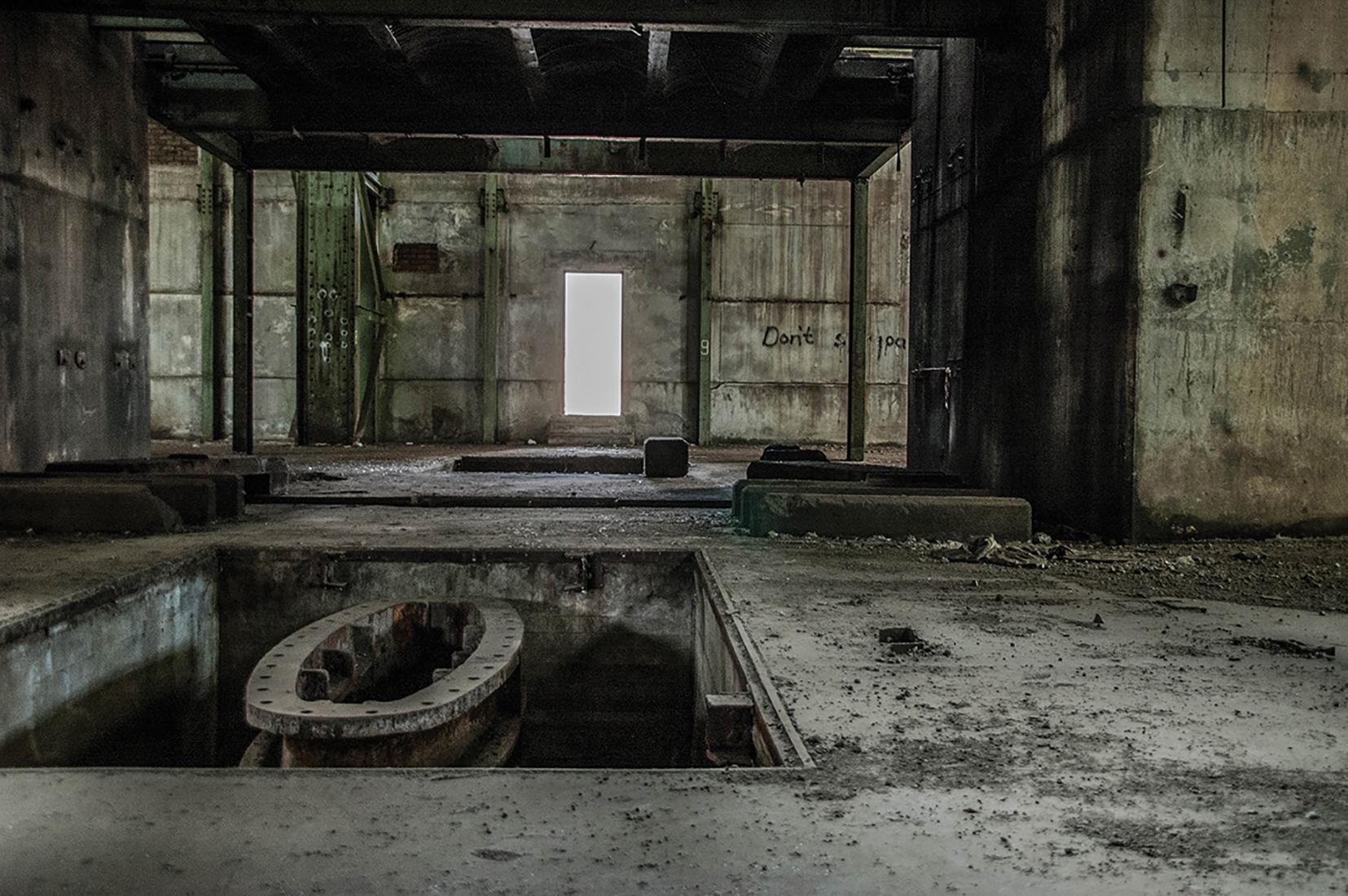 Daria Tchapanova (Austria 1983-) Soweto power station (no 2) (from the Abandoned Beauty series), 2012