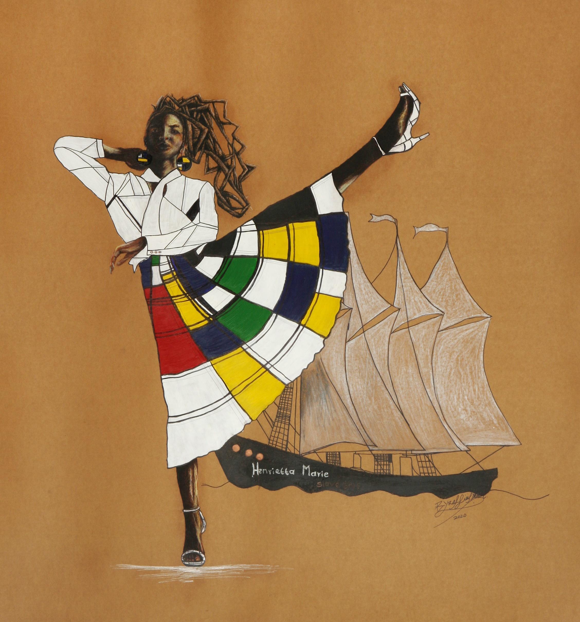 Ras Siles Motse (South Africa) The Soul of Henrietta, 2020