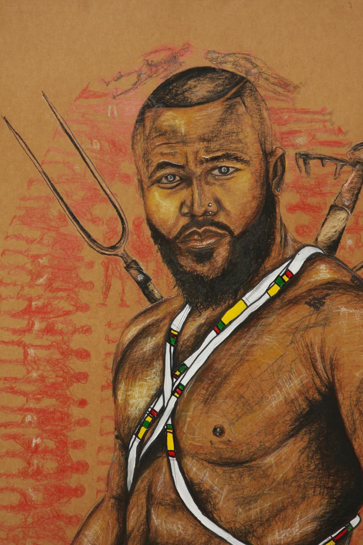 Ras Siles Motse (South Africa) Senganka sa Molime, 2020