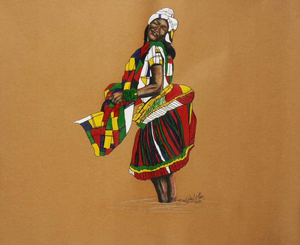 Ras Siles Motse (South Africa) #Xitori ya Yena, 2020