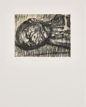Johann Louw (South Africa 1965-) - Lying Head III