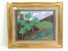 Emmanuel Meuris (1894-1969), Sur les bords de la M…