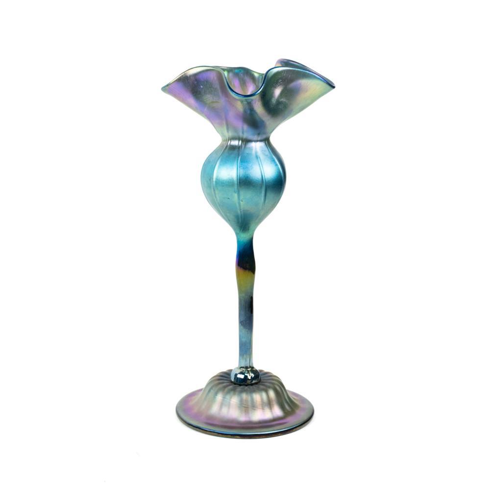 Tiffany L.C.T. Favrile Floriform Vase
