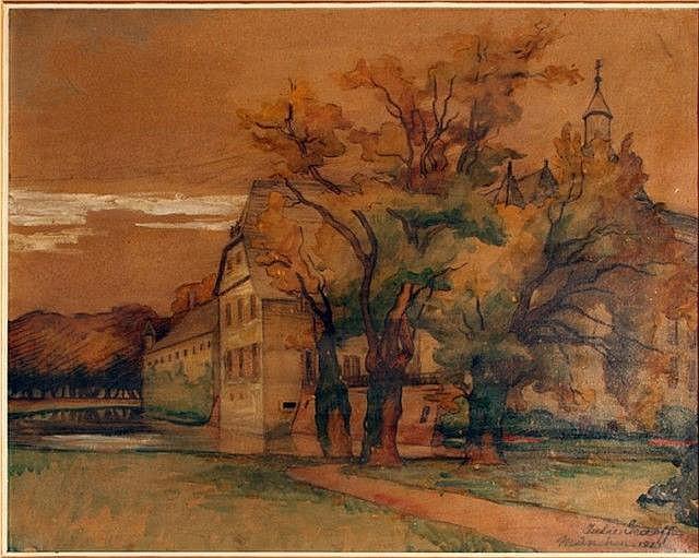 Julie Graeff(1865-?)