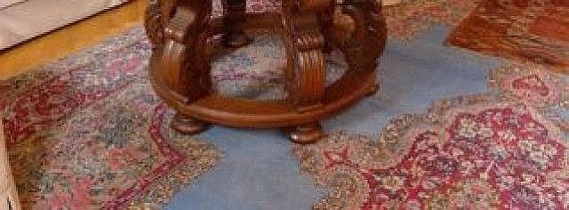teppich persien kirman wolle auf baumwolle jahre al. Black Bedroom Furniture Sets. Home Design Ideas