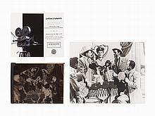 Ned Scott, Rita Hayworth, Gelatin Silver Print & Negative, 1944