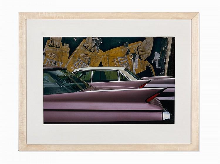 Ron Cayen, 'Syracuse, New York', Chromogenic Print, 1969