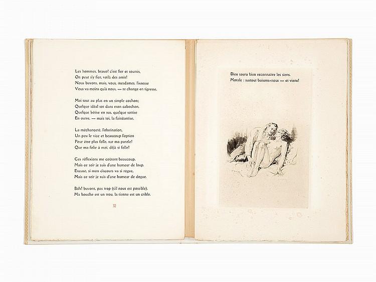 Paul Verlaine, 'Chansons Pour Elle', 1945