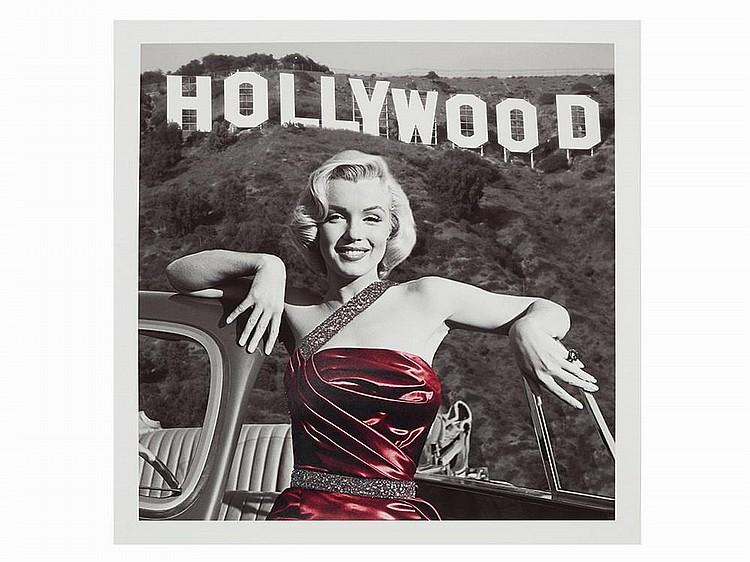 Frank Worth, Digital Print, Marilyn Monroe, USA, 1953