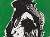 "Robert Motherwell, ""The Basque Suite #2,"" Screenprint, 1970-71"