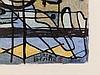 "Benjamin Benno, ""Balcony in a Forgotten Street No.II,"" 1936"
