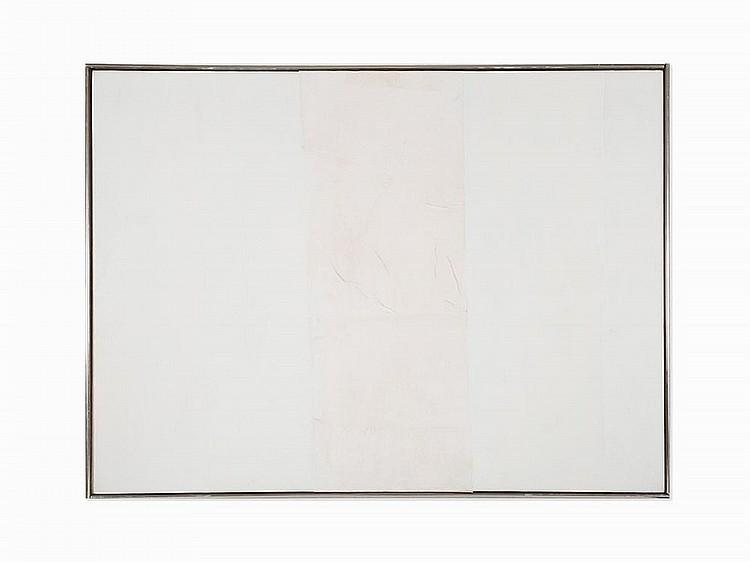 "Edward Corbett, ""Painting for Puritans II,"" Oil on Canvas, 1968"