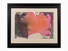 "Helen Frankenthaler, ""Causeway,"" Color Etching & Aquatint, 2001"