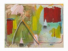 "James Havard, ""Sioux Playground,"" Work on Paper, 1975"