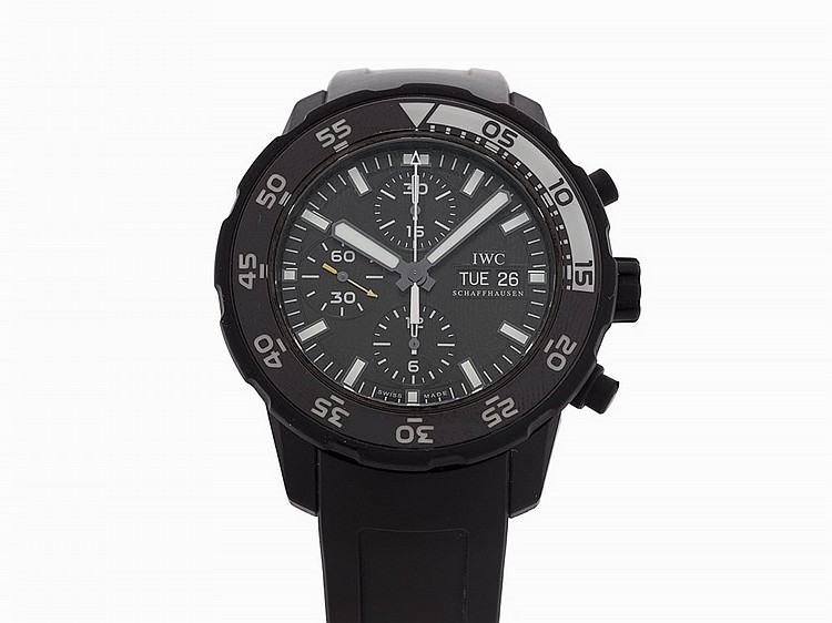 IWC Aquatimer Chrono Galapagos Islands LE, Ref.IW376705, c.2010