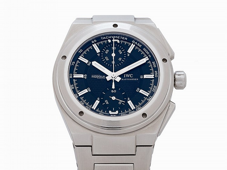 IWC Ingenieur Chronograph, Ref. IW3725, Switzerland, c.2005