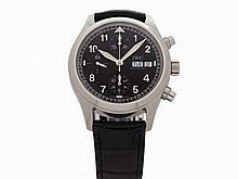 IWC Fliegerchronograph , Ref. 3706, Switzerland, c.2000