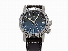 Glycine Airman World Timer, Ref. 3865, Switzerland, c.2005
