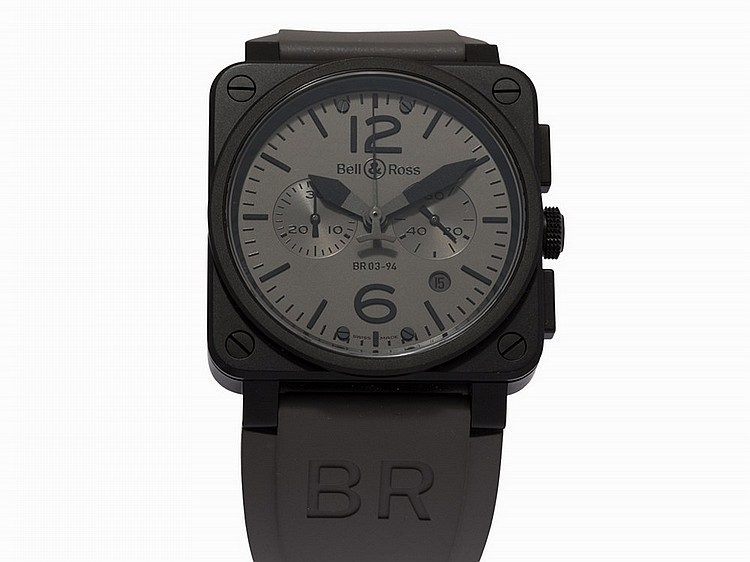 Bell & Ross Aviation Commando Chrono, Ref. BR03-94, c.2012