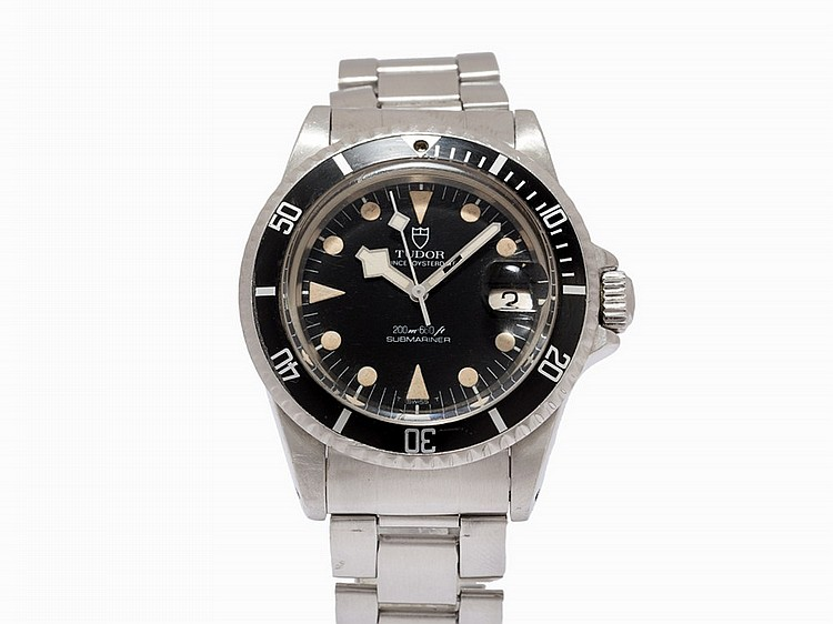Tudor Submariner, Ref. 76100, Switzerland, c.1984