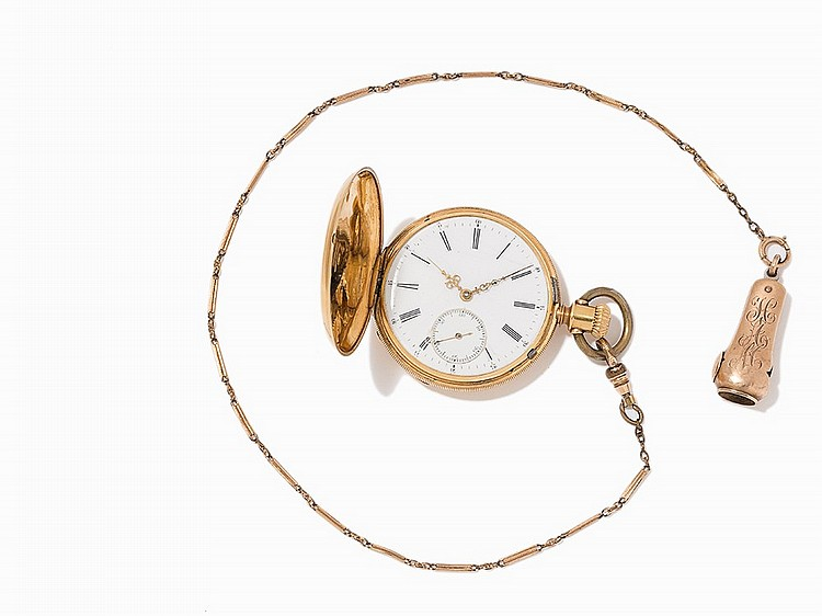Vintage Pocketwatch, Switzerland, c.1890