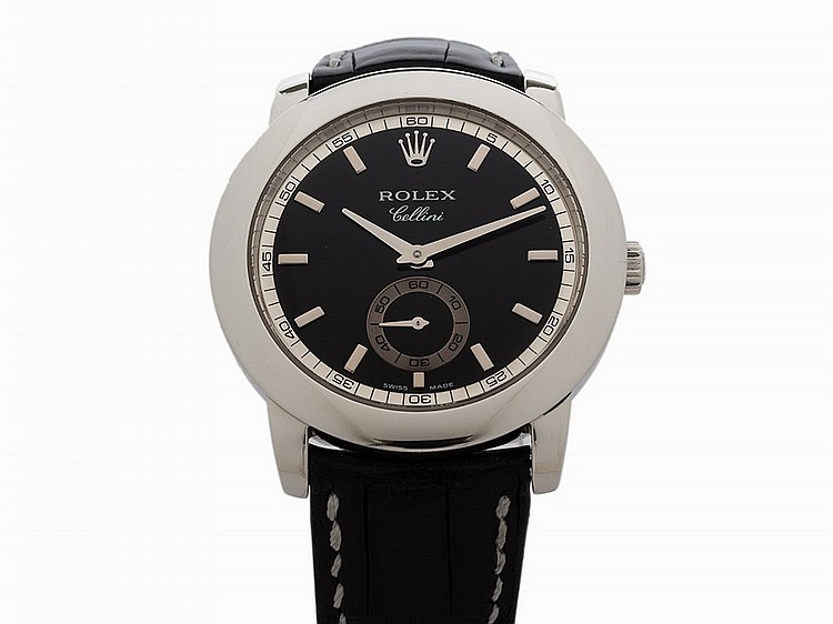 Rolex Cellini, Ref. 5241, Switzerland, c.2001