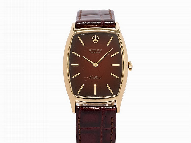 Rolex Cellini, Ref. 3807, Switzerland, c.1975