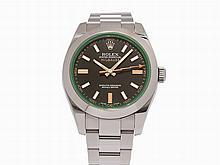 Rolex Milgauss, Ref. 116400, Switzerland, c.2008