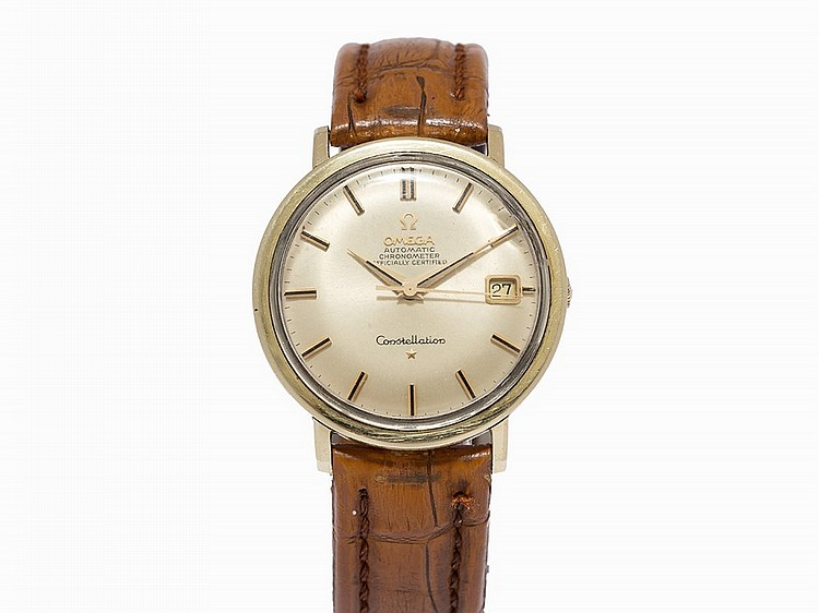 Omega Constellation, Ref. CD 168.004, Switzerland, c.1966