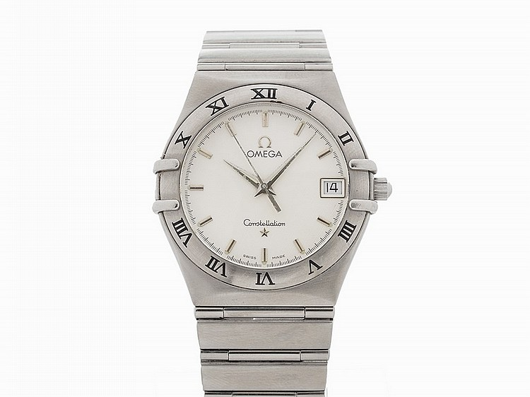 Omega Constellation, Ref. 396.1201, Switzerland, c.1998