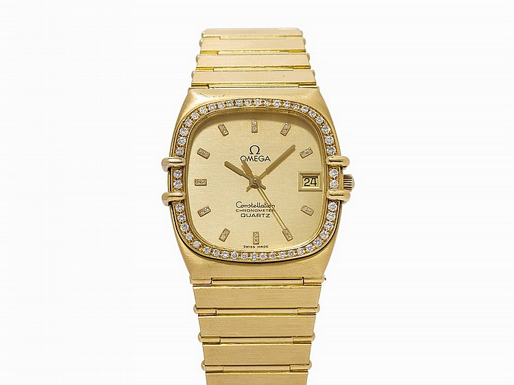 Omega Constellation, Ref. 1431, Switzerland, c.1983