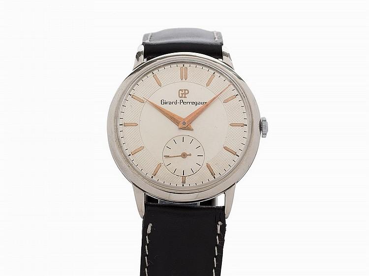 Girard-Perregaux Vintage Wristwatch, Ref. 6882, c.1955