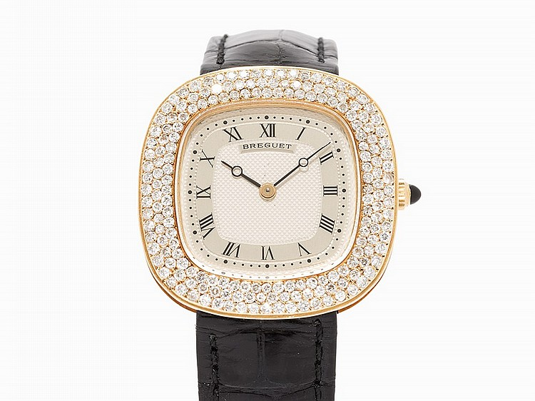 Breguet Ladies Vintage Wristwatch, Switzerland, c.1990