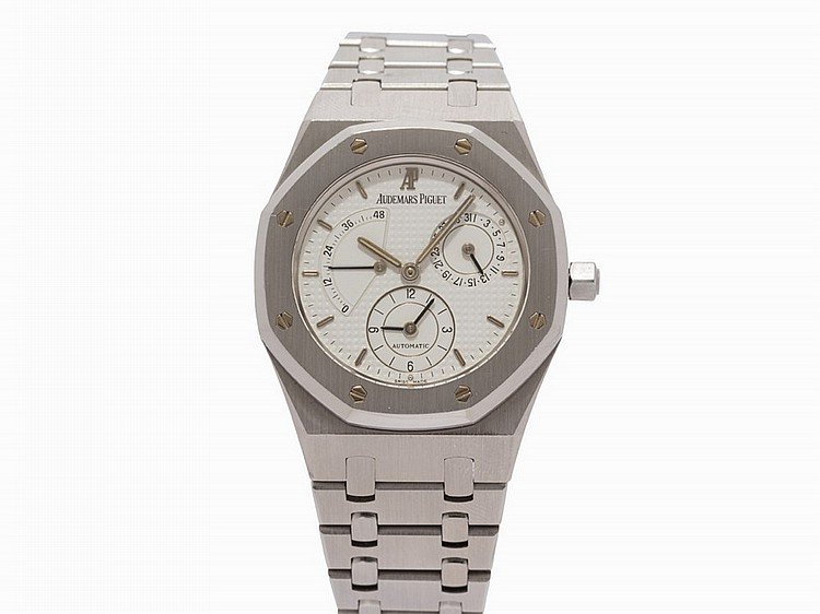 Audemars Piguet Royal Oak, Ref. 25730ST.O.0789ST.09, c.1990
