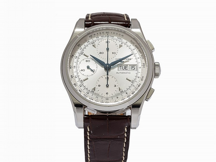 Longines Heritage Chrono, Ref. L2.747.4, Switzerland, c.2010