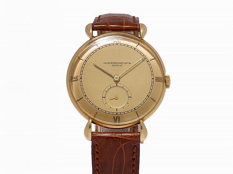 Vacheron Constantin Vintage Wristwatch, Switzerland, c.1943