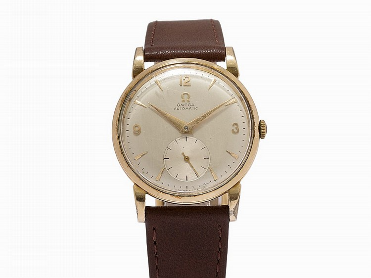 Omega Vintage Wristwatch, Ref. 2402-2C, Switzerland, c.1951