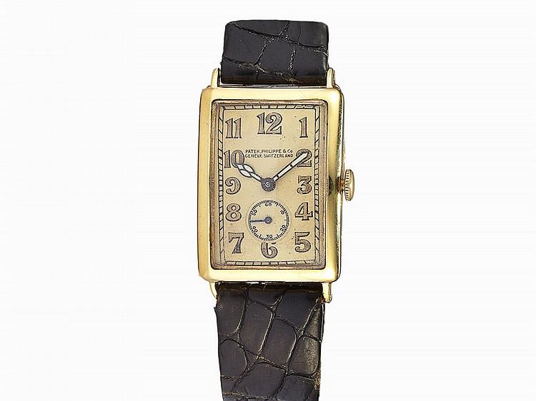 Patek Philippe Vintage 'Tank' Wristwatch, Ref. 431, c.1930