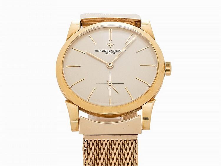 Vacheron Constantin Vintage Wristwatch, Ref. 6030, c.1953