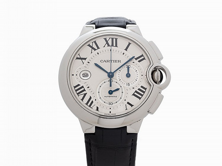 Cartier Ballon Bleu, Ref. 3109, Switzerland, c.2012