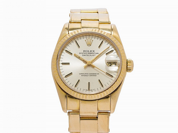 Rolex Datejust, Ref. 68278, Switzerland, c.1991
